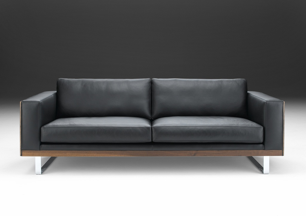 Emotion sofa runners in steel