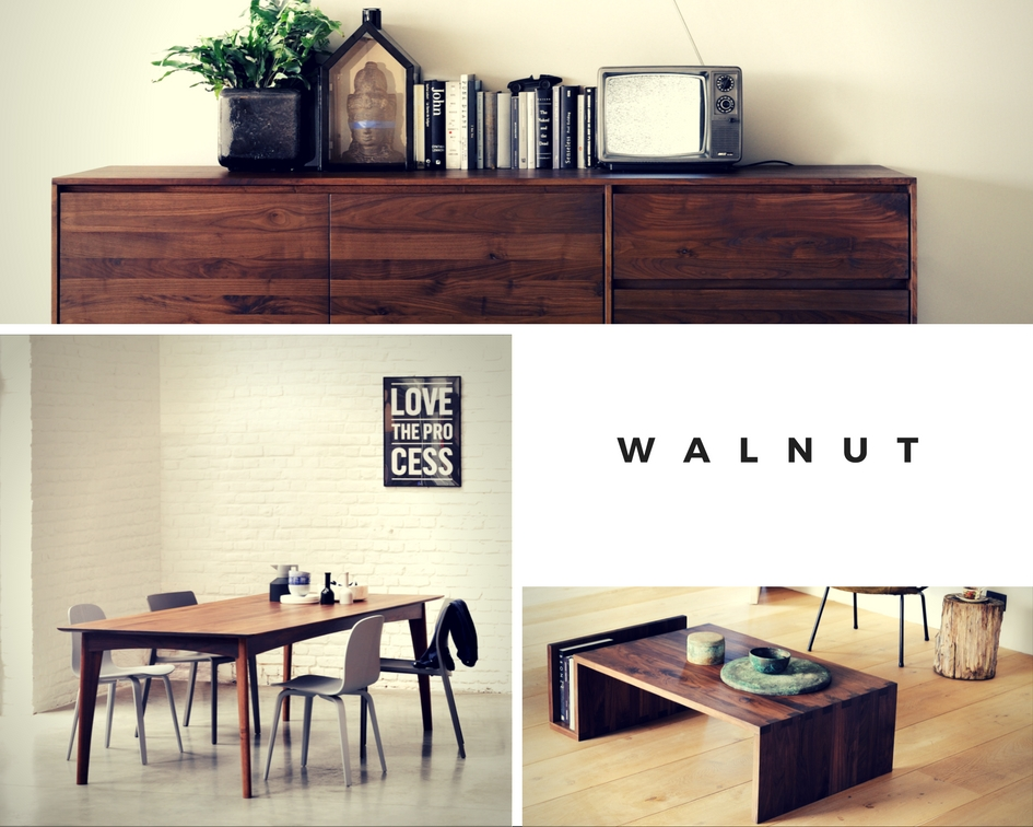 Ethnicraft WALNUT