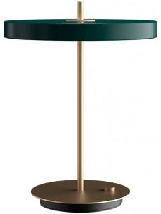 Asteria tafellamp - dimbaar led - bos groen