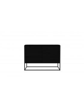 Monolit dressoir - oak black