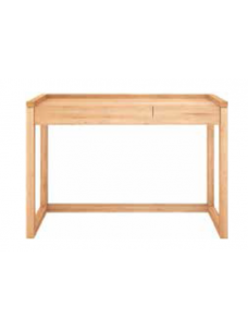 Oak Frame PC console - 2 lades - 120 cm