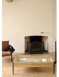 Oak Window salontafel - 120 x 60 x 36 cm