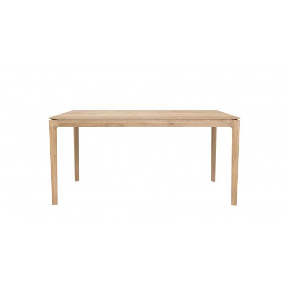 Oak Bok eettafel - 160 x 80 x 76 cm