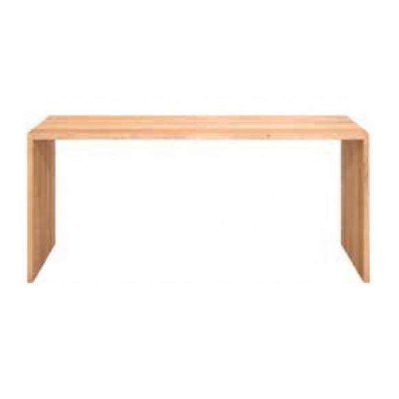 Oak office U tafel 140 cm