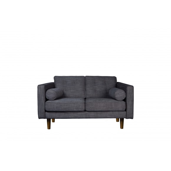Sofa 2 zit Ash Grey