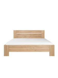 Oak Azur bed - zonder latten - matras afmeting 140-200