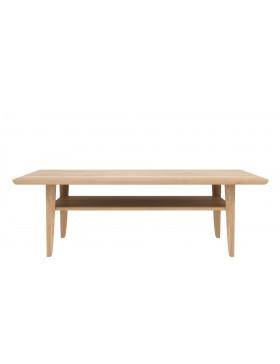Oak Simple salontafel - 120 x 74 x 39 cm