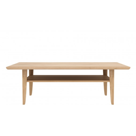Oak Simple salontafel - 120 x 74 x 39 cm