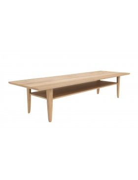 Oak Simple salontafel - 180 x 57 x 39 cm