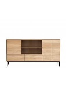Oak Whitebird dressoir - 3 deuren - 2 lades