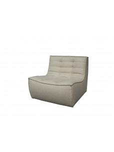 N701 1- zit sofa beige