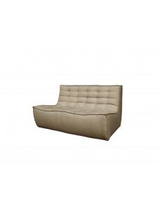 N701 2- zit sofa beige