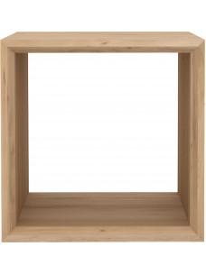 Oak Cube - gesloten 45 x 42 x 45 cm