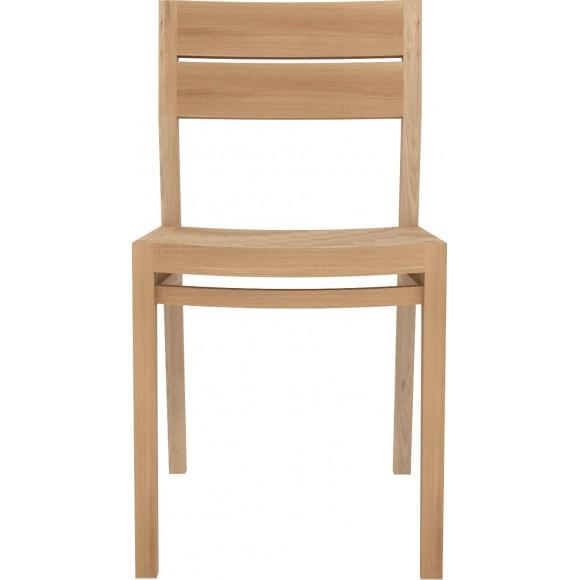Oak Ex 1 stoel - zonder armleuning