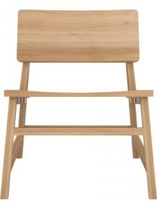 Oak N2 lounge stoel - zonder armleuning