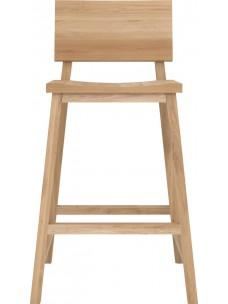 Oak N3 barstoel - zonder armleuning