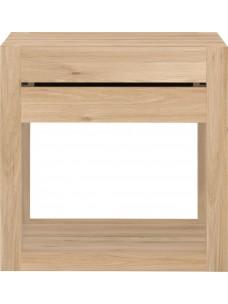 Oak Azur nachtkastje - 1 lade