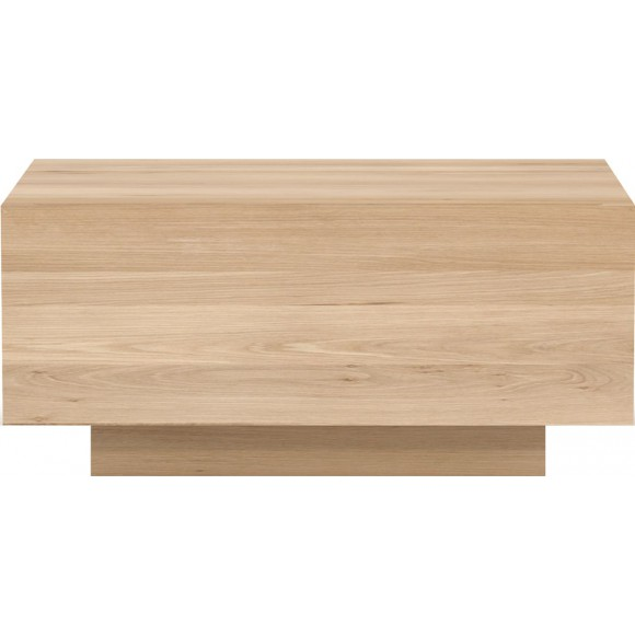 Oak Madra nachtkastje - 1 lade