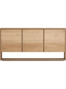 Oak Nordic dressoir - 3 deuren