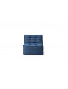 N701 1- zit sofa blauw