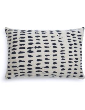 White Dots kussen - 60 x 40 cm