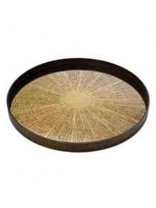Bronze Slice