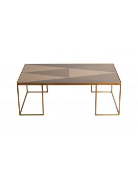 Geomatric salontafel - rechthoekig