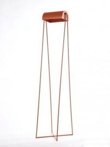 Leeslamp Astuta Da Terra 24X30Xh116 Oranje