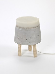 Staande Lamp Beton Small